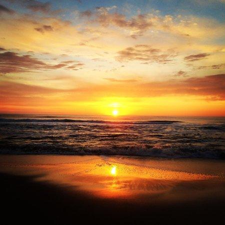 Ocean Suites : The sunrise
