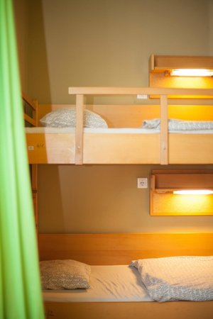 Treestyle Hostel: beds
