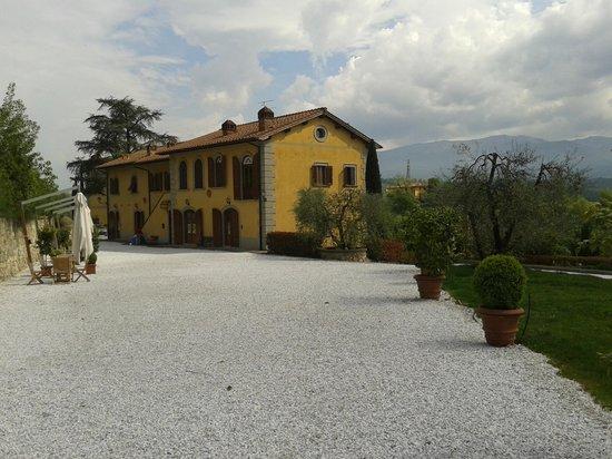 Relais Villa Belvedere: villa