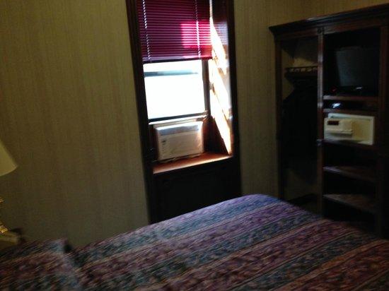 Hotel 31: комната