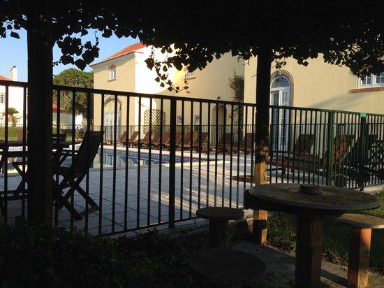 Quinta do Scoto : Blick aus eine Sitzecke