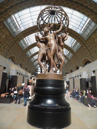 Musée d'Orsay : Obras Grandiosas