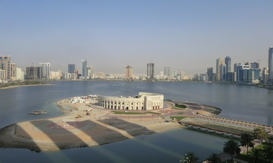 Copthorne Hotel Sharjah: View from Room (3)