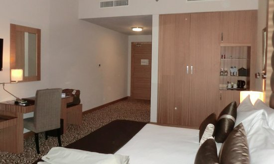 Copthorne Hotel Sharjah: Exec Double Room