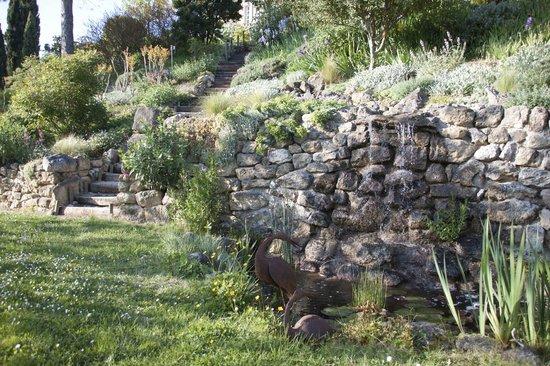 Cuq en Terrasses : Fontaine