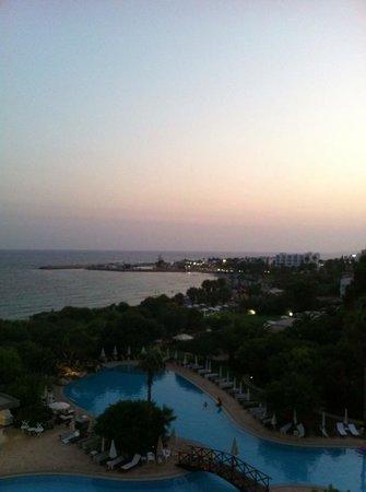 Grecian Bay Hotel : View from balcony