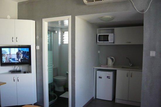 Rich Luxury Suites: микроквартира