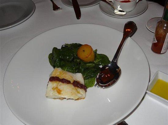 Rossini's: 食事