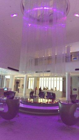 Hotel Avasa: The Lobby