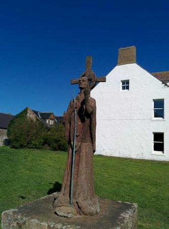 Lindisfarne Priory : Near Lindisfarne Center