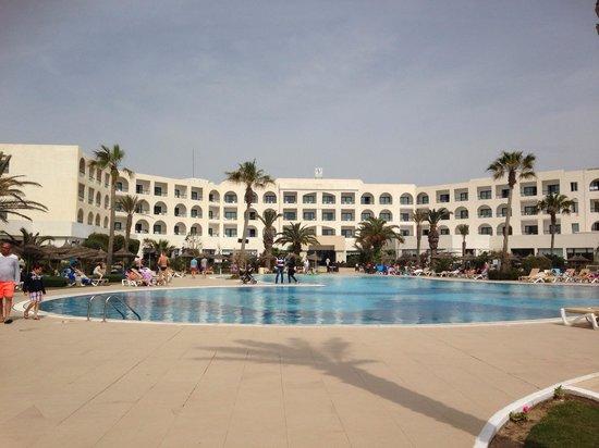 Vincci Nozha Beach Resort: Avril 2014