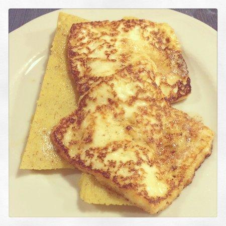 Agritur Malga Lozen : Tosela e polenta della malga lozen