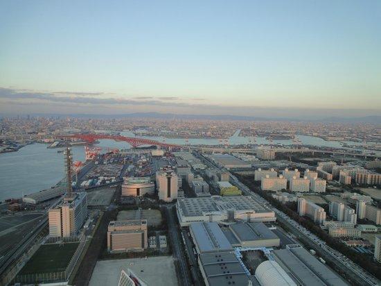 Osaka Prefectural Government Sakishima Building Observatory: North East Osaka