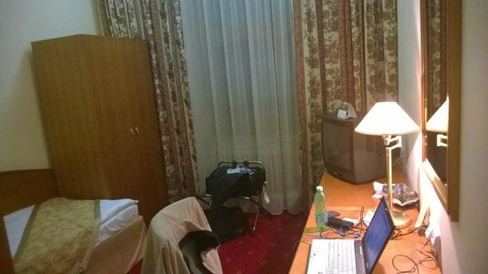 Grandhotel Brno: Quarto para 1 pessoas