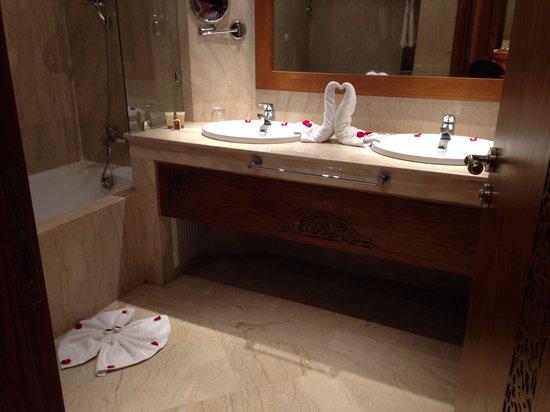Grand Mogador Sea View - Hotel de luxe : Bathroom