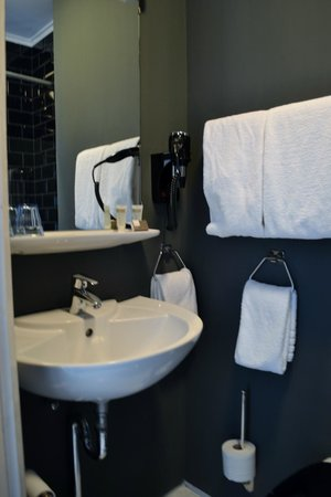 Max Brown Hotel Canal District: bagno