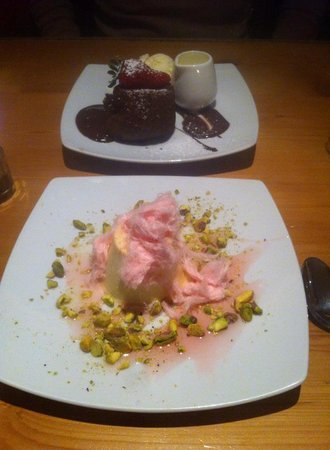 Rockwall Bar and Grill: Desserts!