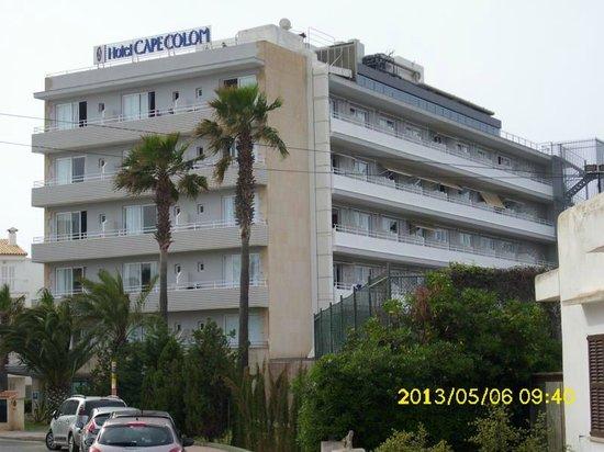 Hotel JS Cape Colom: Außenansicht Hotel