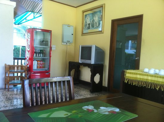 Sakorn Residence & Hotel: Frühstücksraum