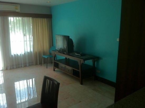 Sakorn Residence & Hotel: Zimmerdetail