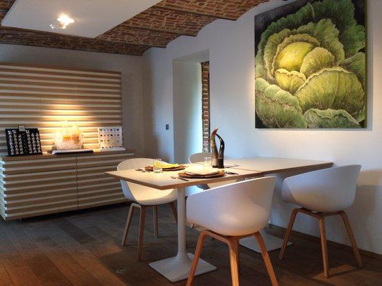NE5T Hotel & Spa: Salle du petit déjeuner