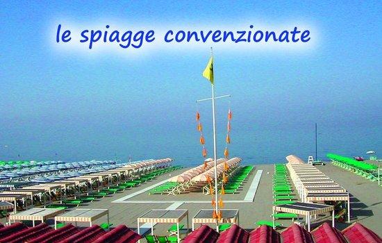 Bed & Breakfast Raffaelli Villino Limoni: spiagge convenzionate