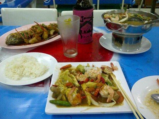 Mit Samui Restaurant: Spicy come piace a me... ma tremendamente buono!
