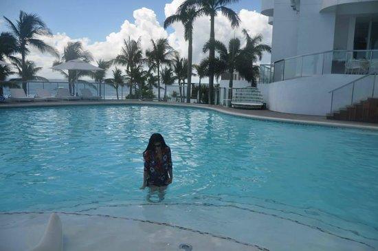 Movenpick Hotel Mactan Island Cebu : pool