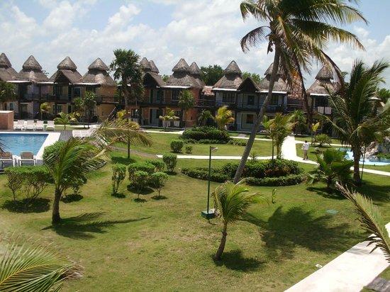 PavoReal Beach Resort Tulum : Vue de la chambre