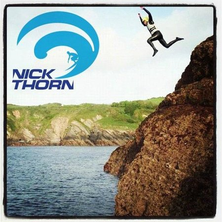 Nick Thorn Surf School: Give it a go! all pics from our sessions are available for all customers free!