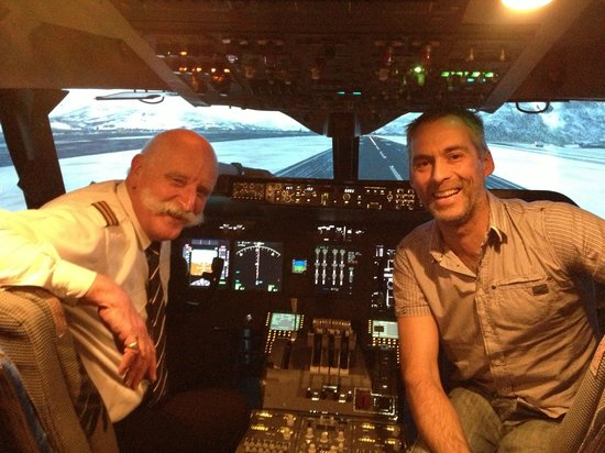Flight Simulators Midlands: Fantastic day at FSM in the 747 with Pablo as my instructor.