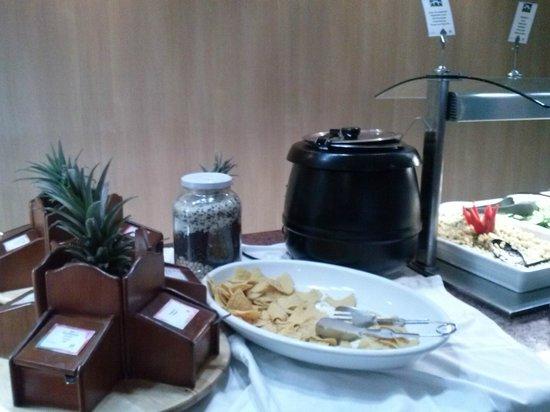 Lanzasur Club: platos calientes
