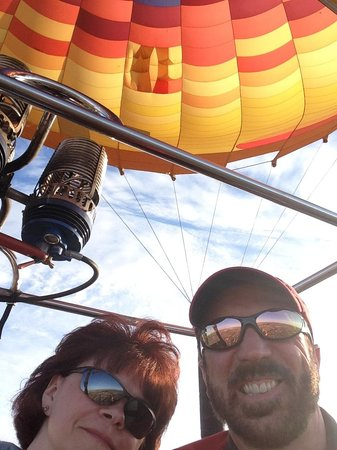Hot Air Expeditions: Up, up and away!