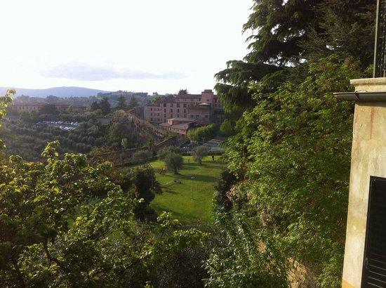Le Camerine di Silvia: Magnifico panorama da camera Lavanda