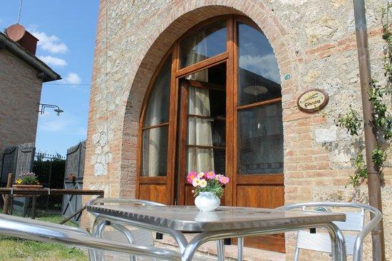 Casa Di Campagna in Toscana: ginestra