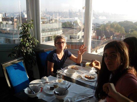 Adamar Hotel: Breathtaking sight breakfast