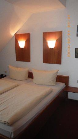Hotel Harzer Hof: ベット