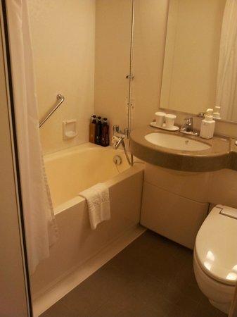 Hotel Sunroute Plaza Shinjuku : Baño