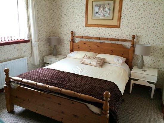 Heatherdale Bed & Breakfast: King size en-suite room