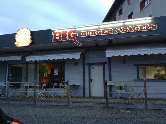 La Ravoire, ฝรั่งเศส: Big Burger & Bagels