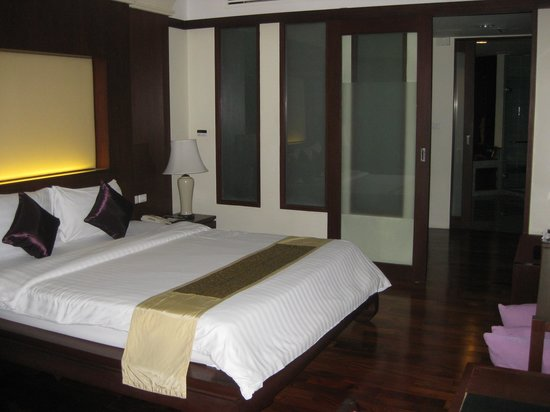 Duangjitt Resort & Spa: Family Duplex Upstairs Bedroom (room 3105)