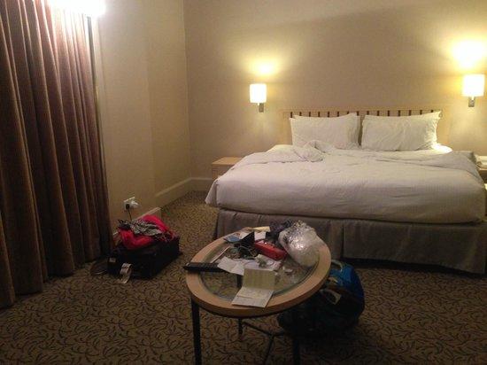 York Hotel : comforts