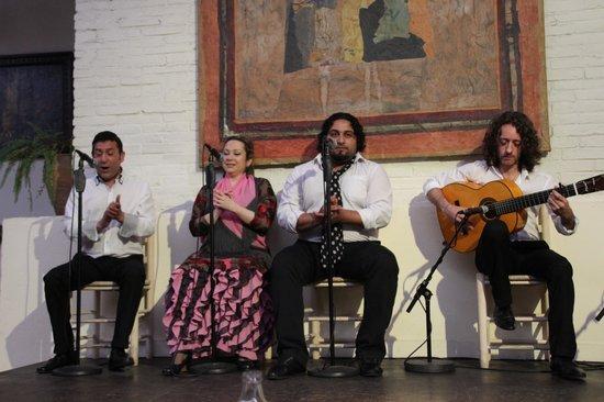 El Tablao de Carmen : Tänzer