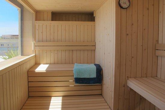 Hotel Miramar: sauna