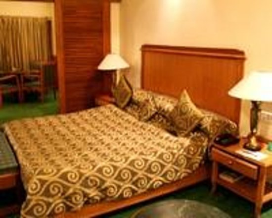 MK Hotel Amristar: Spacious rooms