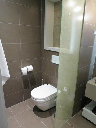 Hotel UNIC Prague: WC quarto standart