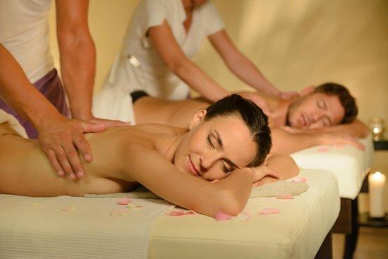 Santa Lucia, Italia: Massaggi di coppia