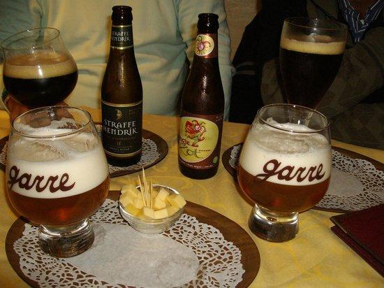 Staminee De Garre: La birra della casa