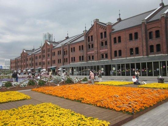 Yokohama Red Brick Warehouse : Yokahama Red Brick Warehouse