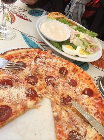Covent Garden Kitchen: Lunch